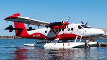 OY-NSA - Nordic Seaplanes de Havilland Canada DHC-6 Twin Otter aircraft