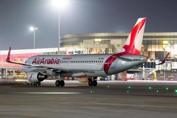 A6-ANZ - Air Arabia Maroc Airbus A320