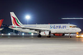 4R-ABL - SriLankan Airlines Airbus A320
