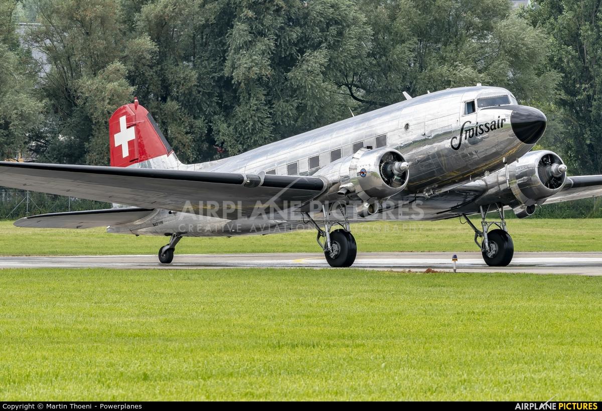Mathys Aviation N431HM aircraft at St. Gallen - Altenrhein