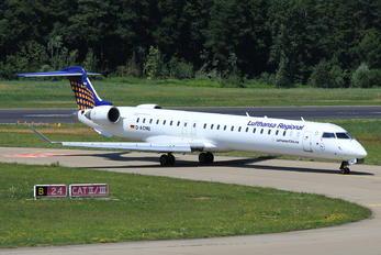 D-ACNU - Lufthansa Regional - CityLine Bombardier CRJ-900NextGen