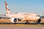 A6-DDD - Etihad Cargo Boeing 777F aircraft