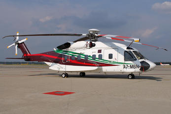 A7-MBN - Private Sikorsky S-92