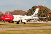 LV-IQZ - Norwegian Argentina Boeing 737-800 aircraft