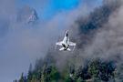 Switzerland - Air Force McDonnell Douglas F/A-18C Hornet J-5011 at Mollis airport