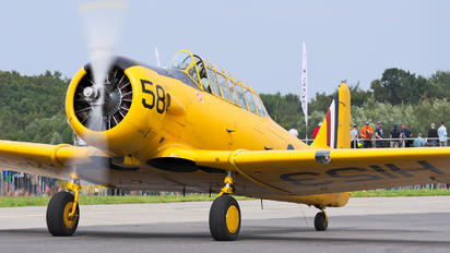 FH153 - Private Noorduyn AT-16 Harvard IIB