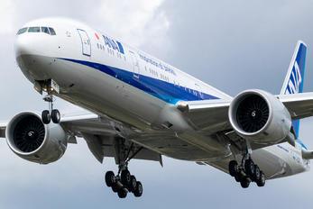 JA759A - ANA - All Nippon Airways Boeing 777-300ER