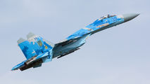 39 - Ukraine - Air Force Sukhoi Su-27P aircraft