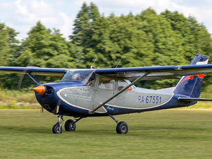 RA-67551 - Private Cessna 172 Skyhawk (all models except RG)