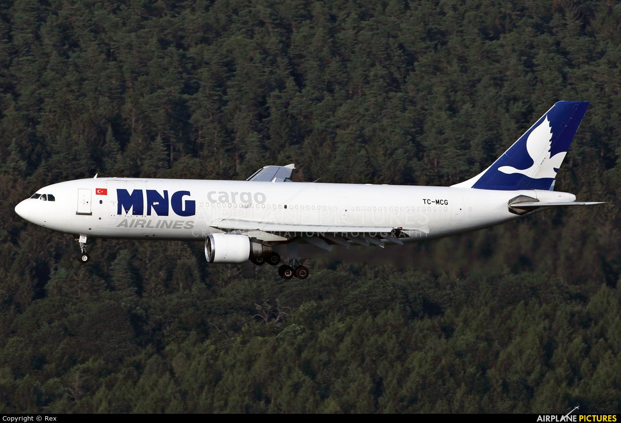 MNG Cargo TC-MCG aircraft at Cologne Bonn - Konrad Adenauer