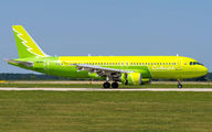 VQ-BPN - S7 Airlines Airbus A320 aircraft