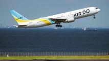 JA613A - Air Do - Hokkaido International Airlines Boeing 767-300ER aircraft