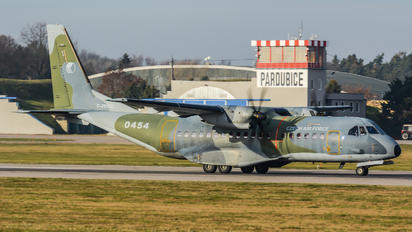 0454 - Czech - Air Force Casa C-295M