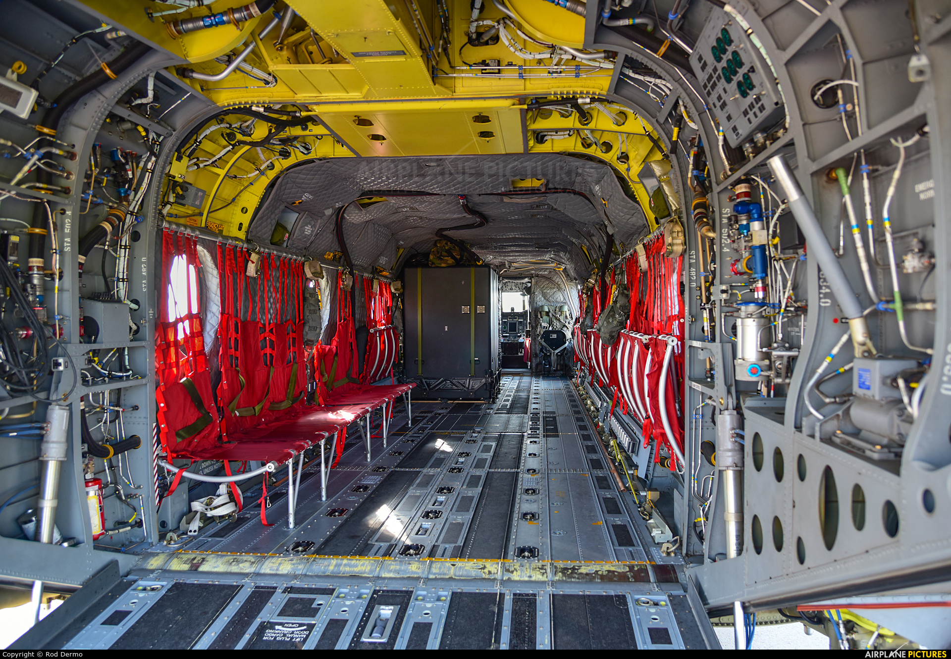 USA - Army 10-08813 aircraft at Detroit - Willow Run