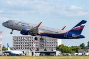 VP-BLH - Aeroflot Airbus A320 aircraft