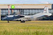 RF-90921 - Russia - Air Force Antonov An-12 (all models) aircraft