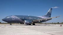 LY-FLT - KlasJet Boeing 737-500 aircraft