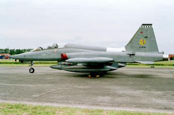 K-4024 - Netherlands - Air Force Northrop NF-5B Freedom Fighter