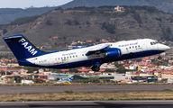G-LUXE - BAe Systems British Aerospace BAe 146-300/Avro RJ100 aircraft