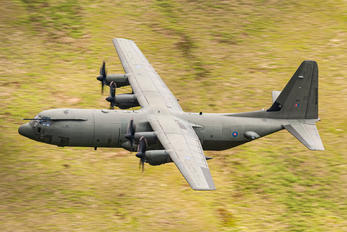 ZH868 - Royal Air Force Lockheed Hercules C.4