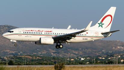 CN-RNM - Royal Air Maroc Boeing 737-700