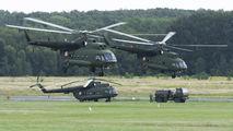 647 - Poland - Army Mil Mi-8 aircraft