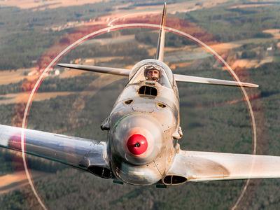 #1 Private Yakovlev Yak-3M D-FYGJ taken by Damian Szymula - EPKK Spotter