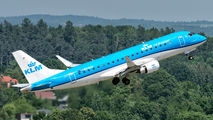 PH-EXU - KLM Cityhopper Embraer 170-200 STD aircraft