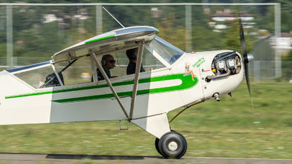 HB-OGC - Private Piper J3 Cub
