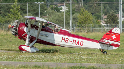HB-RAO - Private Morane Saulnier MS.317