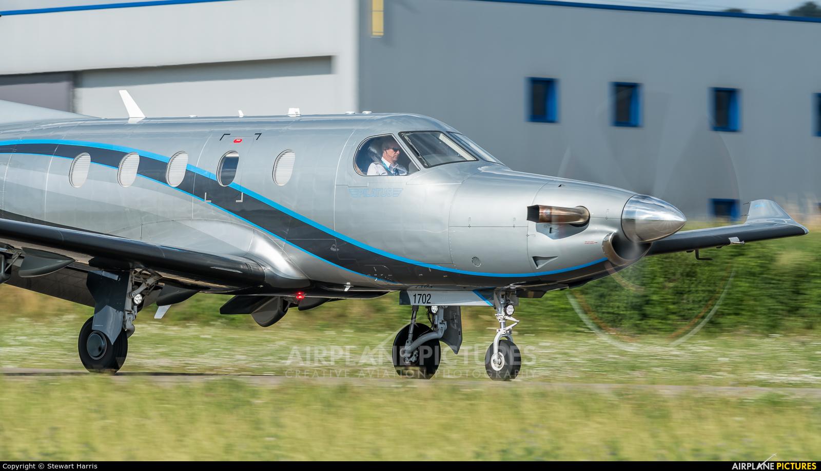 Private HB-FWC aircraft at Lausanne - La Blécherette