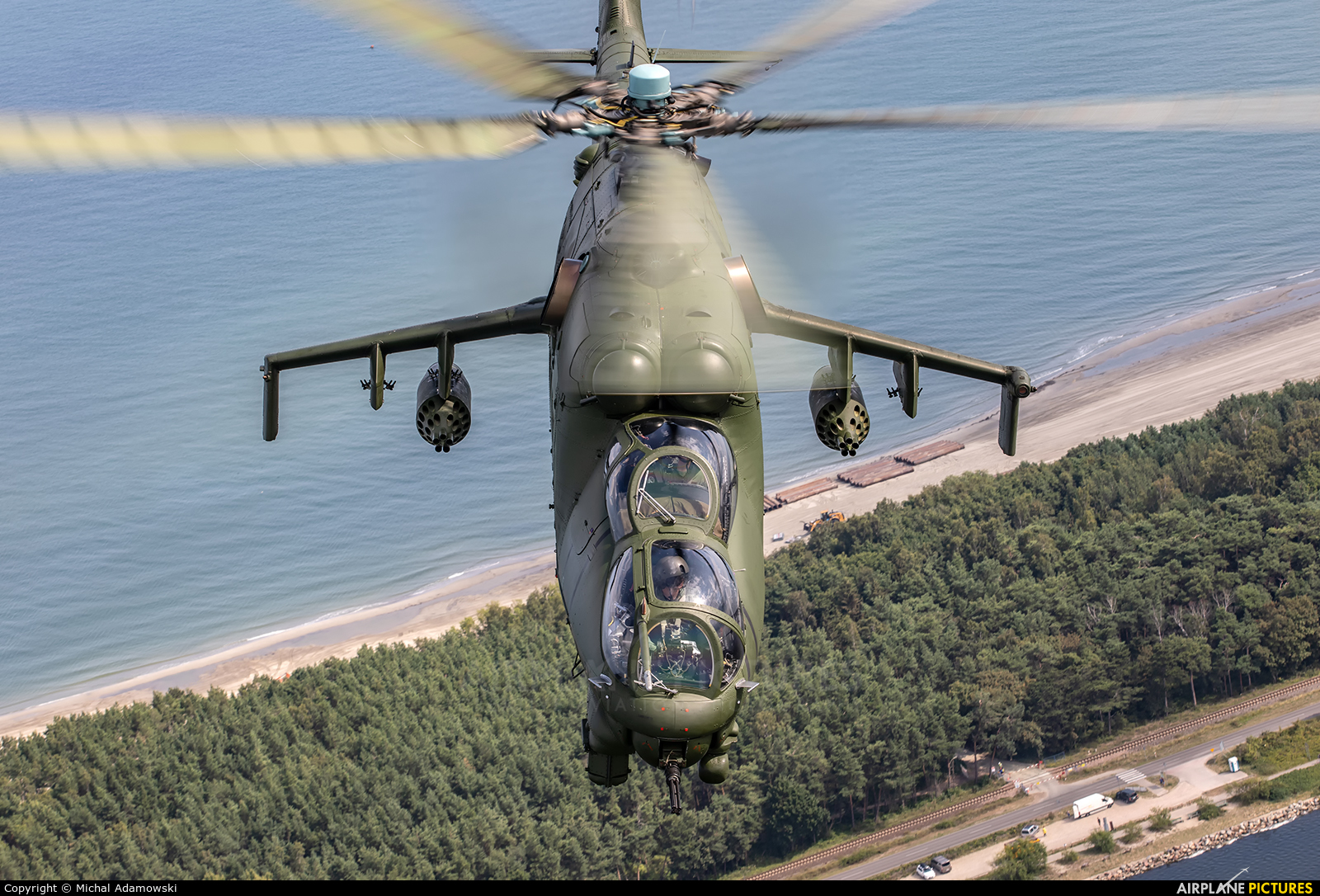 Poland - Army 461 aircraft at In Flight - Poland