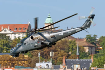 331 - Hungary - Air Force Mil Mi-24P