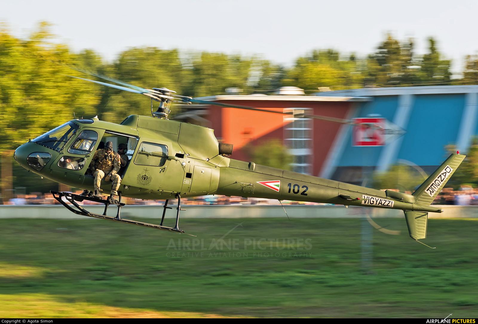 Hungary - Air Force 102 aircraft at Off Airport - Hungary