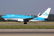 PH-BGP - KLM Boeing 737-700 aircraft