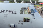 84-0208 - USA - Air Force Lockheed AC-130H Hercules aircraft