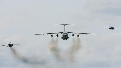 76683 - Ukraine - Air Force Ilyushin Il-76 (all models)