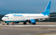 VQ-BAW - Pobeda Boeing 737-800 aircraft