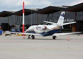 OK-SLX - Silesia Air Cessna 560XL Citation XLS