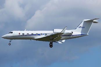 HI1055 - Private Gulfstream Aerospace G-IV,  G-IV-SP, G-IV-X, G300, G350, G400, G450