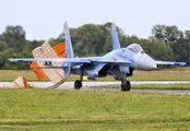 039 - Ukraine - Air Force Sukhoi Su-27 aircraft