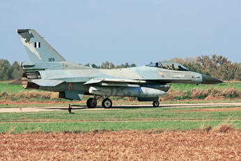 129 - Greece - Hellenic Air Force General Dynamics F-16C Fighting Falcon
