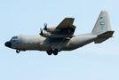 Saudi Arabian Air Force C-130 visited Budapest