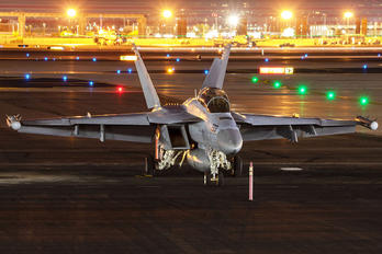 169214 - USA - Navy Boeing EA-18G Growler