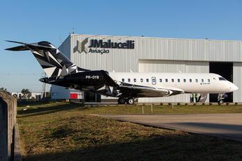 PR-DYB - Private Bombardier BD-700 Global 6000