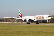 A6-ECI - Emirates Airlines Boeing 777-300ER aircraft