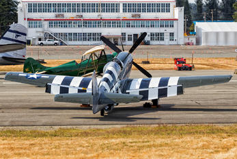 N5087F - Private North American P-51B Mustang