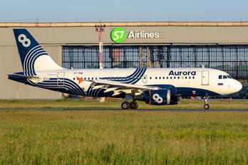 VP-BWL - Aurora Airbus A319
