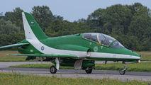 8811 - Saudi Arabia - Air Force: Saudi Hawks British Aerospace Hawk T.1/ 1A aircraft