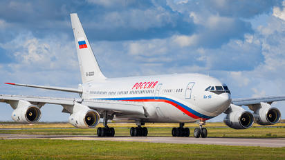 RA-96023 - Rossiya Special Flight Detachment Ilyushin Il-96